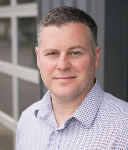 Headshot of Nick Terrile, Project Engineer and Manager of Gateway in Seattle